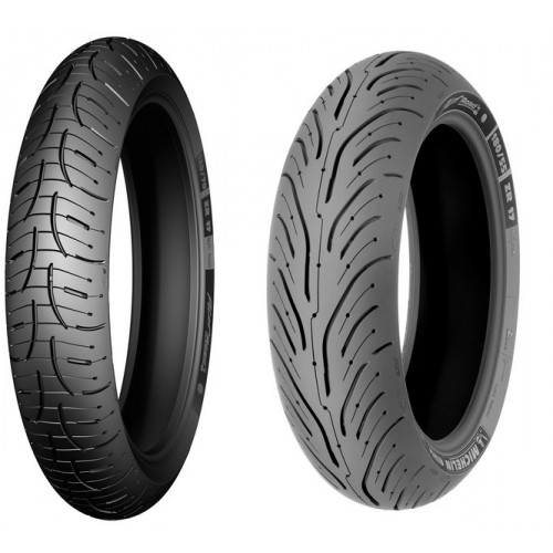 PNEU MICHELIN 190/55ZR17 MC 75W PILOT ROAD 4