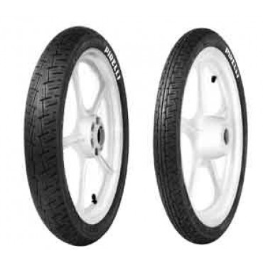 PNEU PIRELLI 3.50 -18 RF 62P CITY DEMON TT