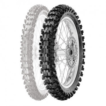 PNEU PIRELLI 120-90/19 66M SCP MX MIDSOFT 32