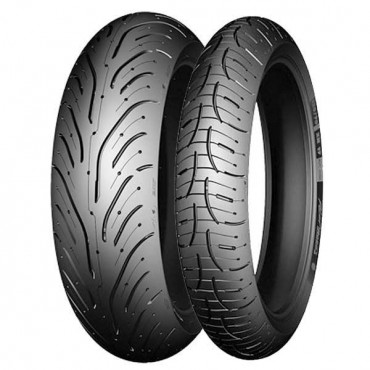 PNEU MICHELIN 190/50ZR17 MC 73W PIL ROAD 4 GT