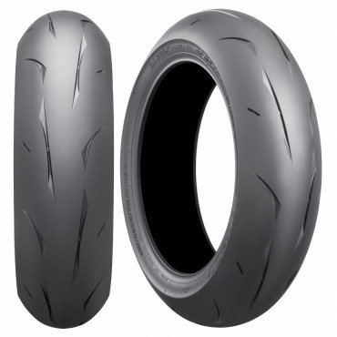 PNEU BRIDGESTONE 180/55ZR17 73W BATTLAX RS10 RE