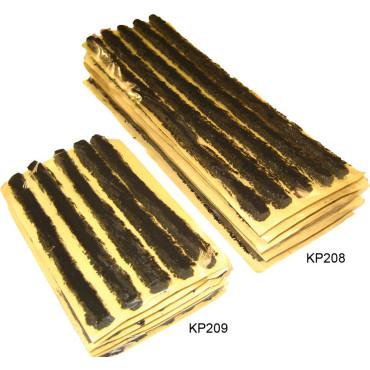 Mèches Longues Réparation Pneu tubeless 5pcs - Long 10.5cm
