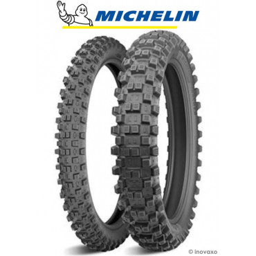 PNEU MICHELIN 80/100-21 51R TRACKER R TT